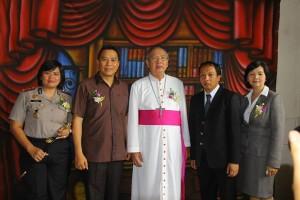 WISUDA LULUSAN IV SEKOLAH TINGGI PASTORAL DON BOSCO TOMOHON