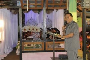 Jajaran Pemkot Tomohon Melayat di Rumah Duka Alm. Arie Sompotan