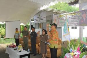 Mimbar Sarasehan Kelompok Kontak Tani Nelayan Andalan(KTNA) Kota Tomohon, Pemerintah Dan Swasta