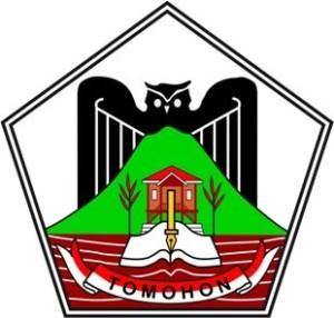 Lambang TOMOHON