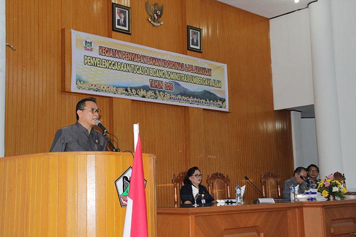 40% kebutuhan listrik di Sulawesi Utara disuplai dari Tomohon
