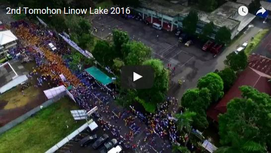 2nd Tomohon Linow Lake 10K 2016 digelar, ini cuplikannya…
