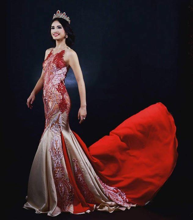WOW…..!!! Putri Tomohon 2013, Lois Tangel raih Putri Pariwisata Indonesia 2016