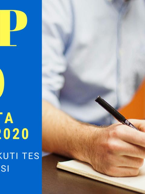 60 orang akan bersaing di tes (SKB) CPNS Kota Tomohon 2020